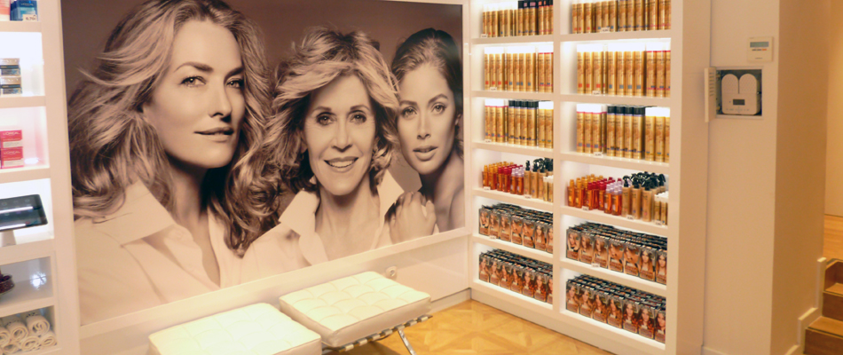 QuelliDelNaso - marketing olfattivo e profumazione ambientale per negozi e boutique - L'Oréal